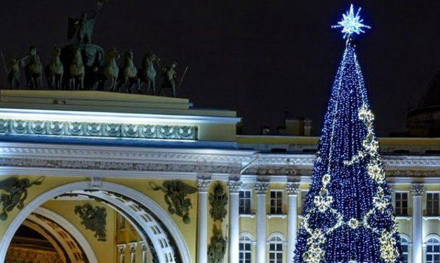 Capodanno 2020 in Russia: San Pietroburgo