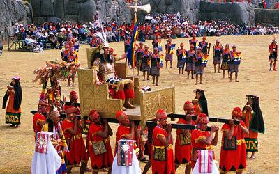 PERU': Festa Inti Raymi