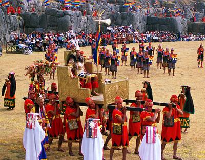 PERU': Festa Inti Raymi 2021