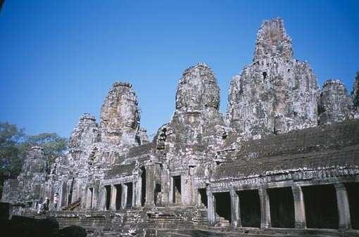 Capodanno in Cambogia: Terre dei Khmer