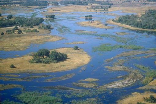 NAMIBIA-BOTSWANA-ZIMBABWE: Itenga Safari