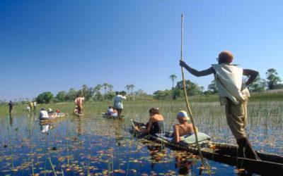 BOTSWANA-Zimbabwe: Avventura in Botswana in campi tendati e Victoria Falls