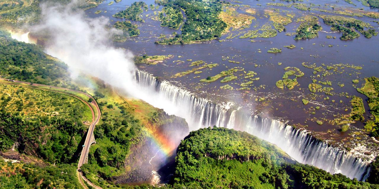 NAMIBIA-BOTSWANA-ZIMBABWE: Da Windhoek a Victoria Falls