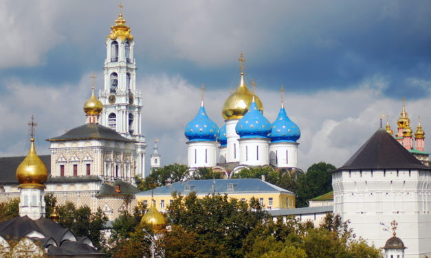 RUSSIA: San Pietroburgo, Mosca e l'Anello d'Oro