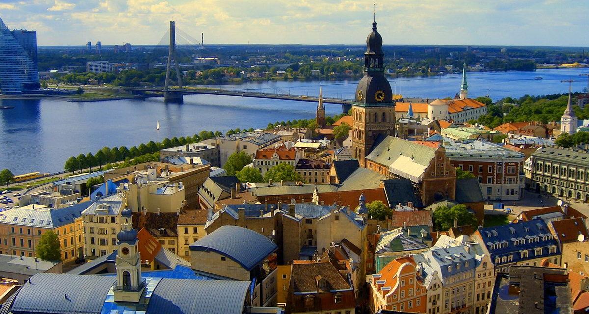 LITHUANIA-LETTONIA-ESTONIA: Capitali Baltiche