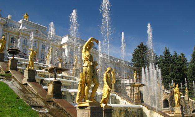 Russia: San Pietroburgo e Mosca