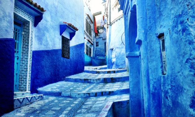 MAROCCO : Marocco indaco e Chefchaouen
