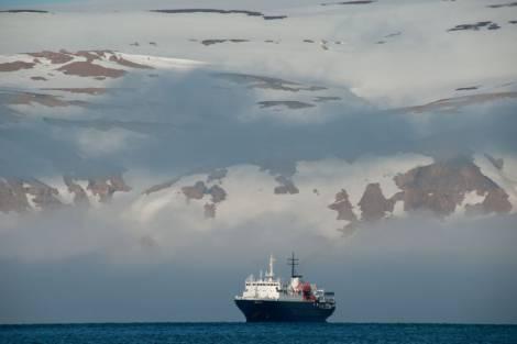 NORVEGIA: Spitsbergen, Around Spitsbergen e variante Kvitoya