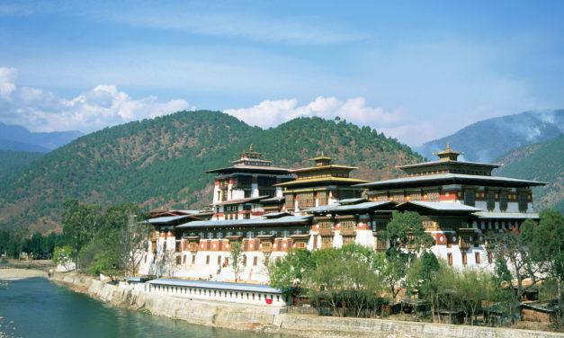 Bhutan: il Paese del Drago e del Tuono