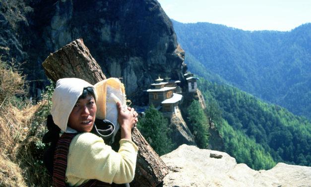 Gran tour del Bhutan