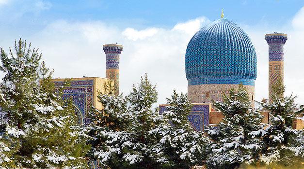 Capodanno 2020 in Uzbekistan: Bukhara e Samarcanda