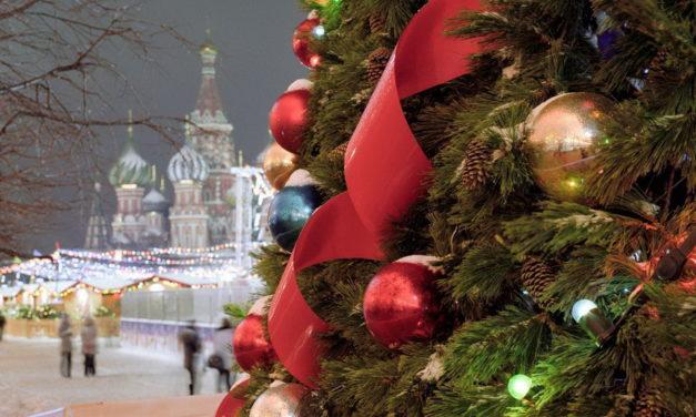 Capodanno 2020 in Russia: Mosca e San Pietroburgo