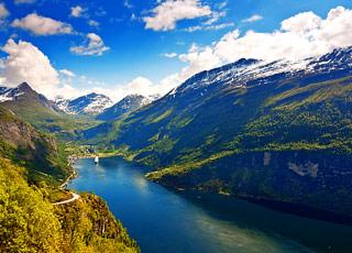 NORVEGIA: La Magia dei Fiordi norvegesi