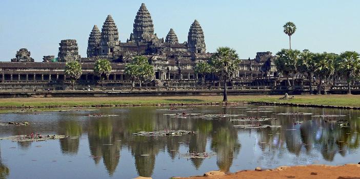 CAMBOGIA: Terre dei Khmer