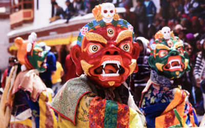 INDIA: Ladakh – Hemis festival