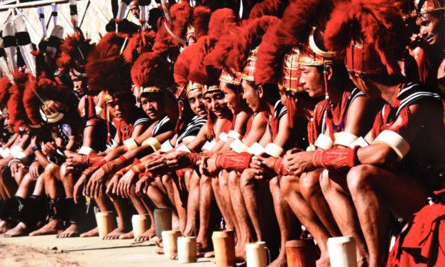 INDIA: Hornbill Festival Nagaland