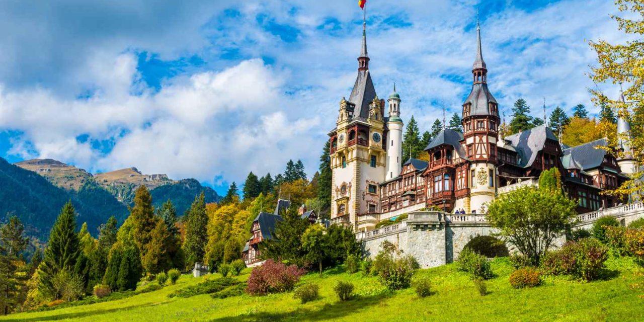 ROMANIA: Castelli, Monasteri e Città medievali 2021