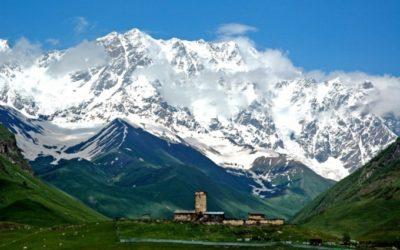 GEORGIA: Nel cuore del grande Caucaso