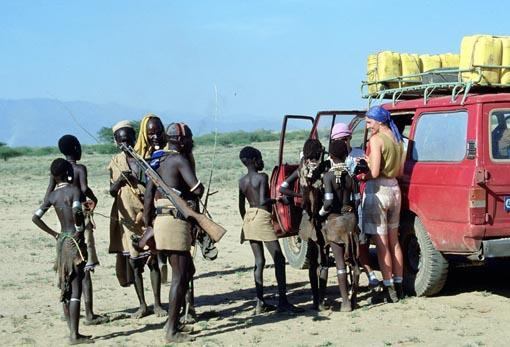 ETIOPIA: La valle dell'Omo e i Surma