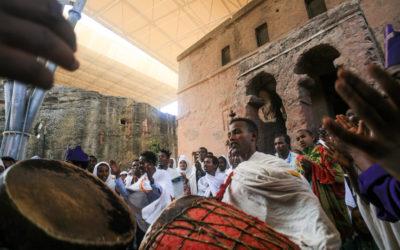 ETIOPIA: Etiopia storica: l'altro nord, tra le comunità in festa