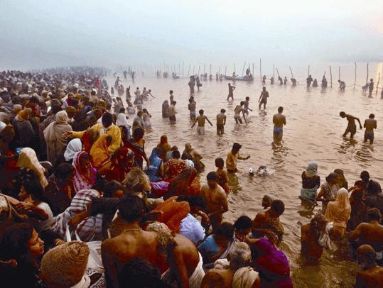 INDIA: Khumb Mela 2021