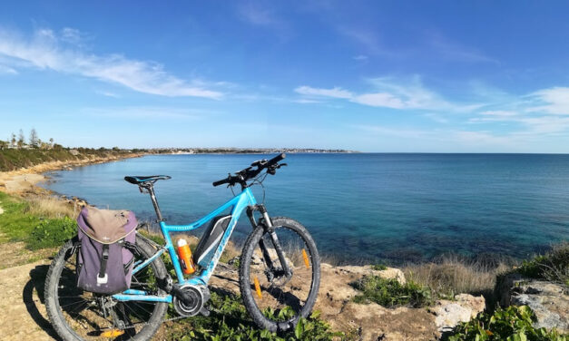 ITALIA: La Sardegna in Bici – l'isola, le bici