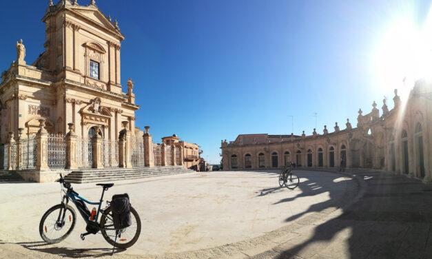 ITALIA: La Sicilia in Bici – l'isola, le bici