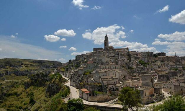ITALIA: Puglia in bici – Dai Sassi di Matera al Salento