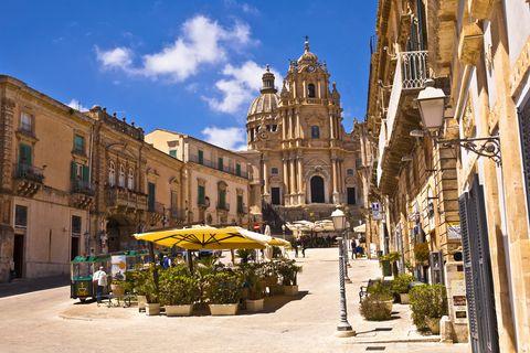 SICILIA: La Sicilia in bici – Barocco, bici e mare