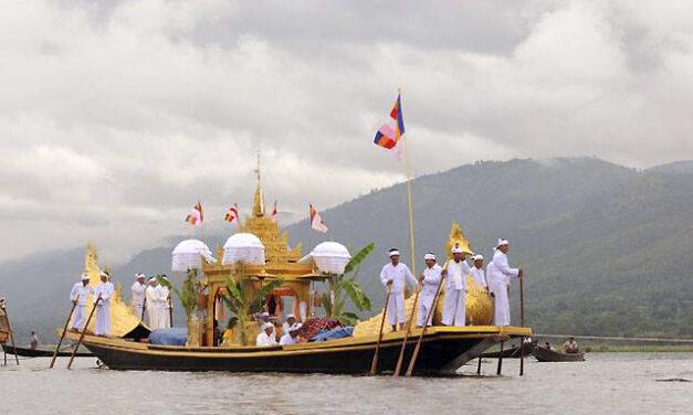 MYANMAR: Festival Pagoda Phaung Daw OO – Lago Inle 2020