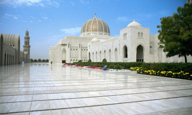 OMAN: Incontro con l'Oman