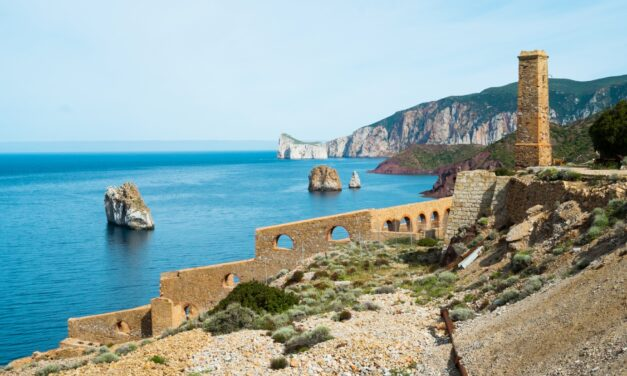 ITALIA: Sardegna in bici – Da Arbus a Chia / Pula