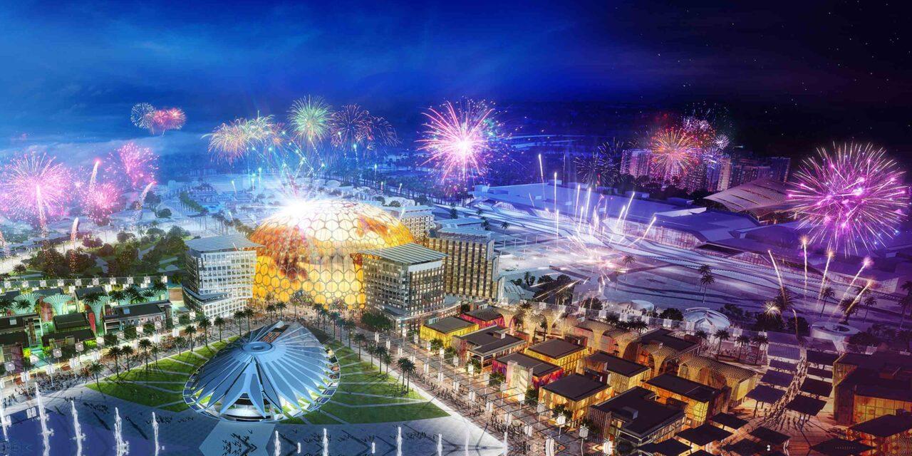 EMIRATI ARABI: DUBAI EXPO 2021-2022