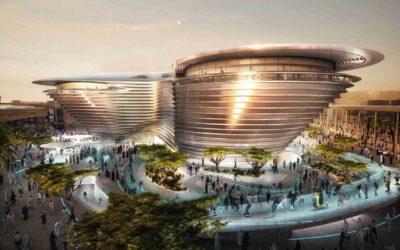 EMIRATI ARABI: Dubai EXPO 2021.2022